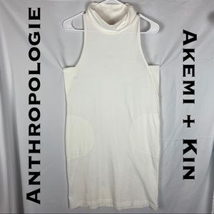 💎NWT💎 Anthropologie Akemi + Kin White Dress